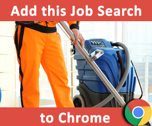 Chrome Job Search Tab